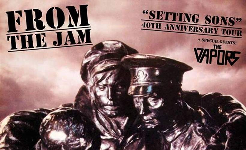 From The Jam tickets