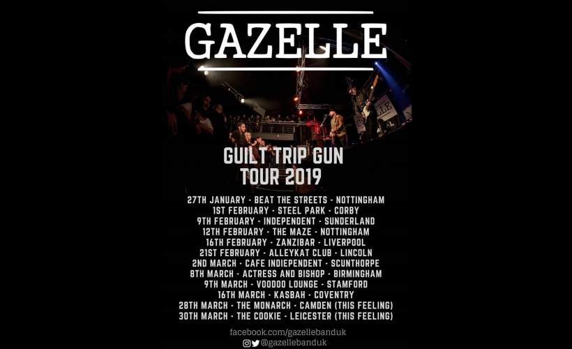 Gazelle tickets