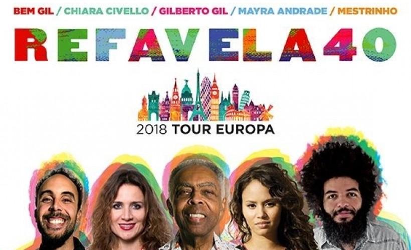 Gilberto Gil tickets