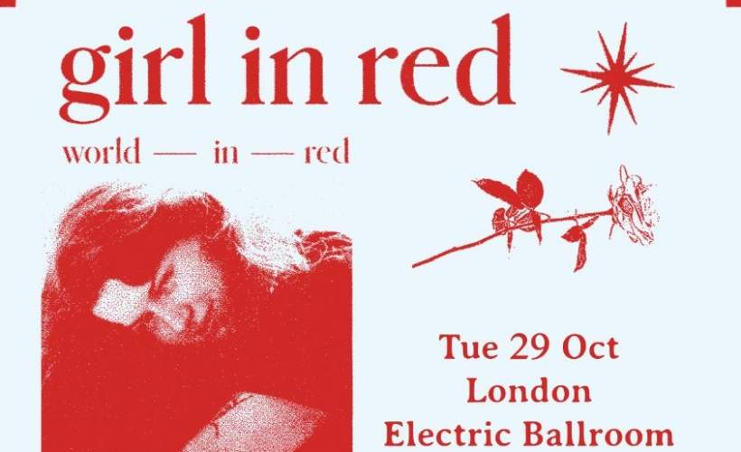 Girl In Red tickets