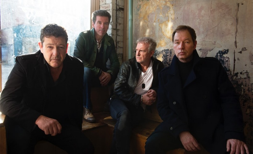 Glass Tiger tickets