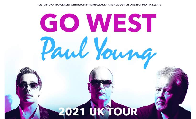 Go West & Paul Young tickets