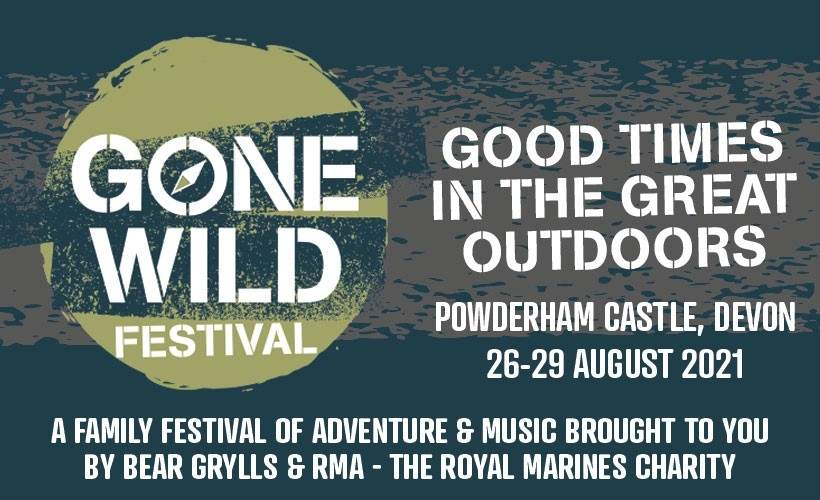Gone Wild with Bear Grylls tickets