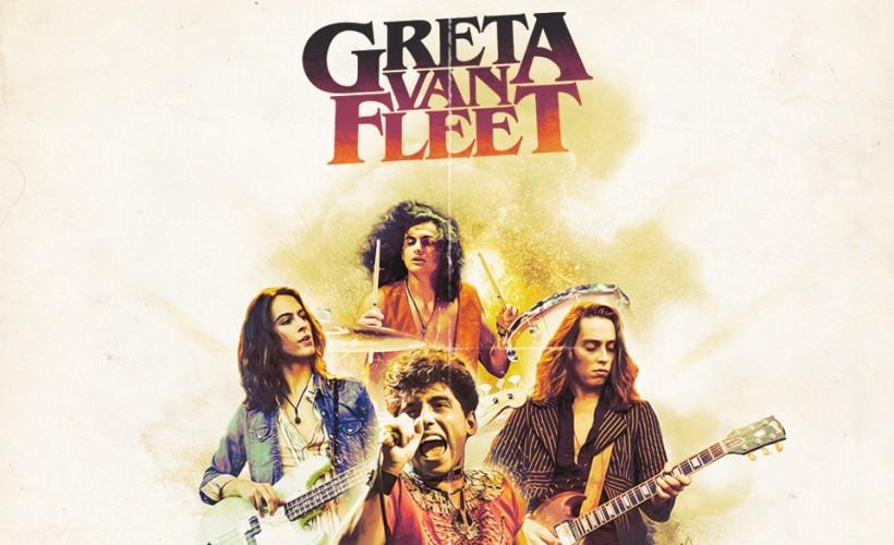 Greta Van Fleet tickets