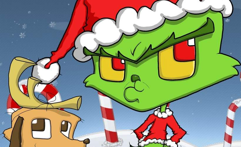 Grinch Grotto  tickets
