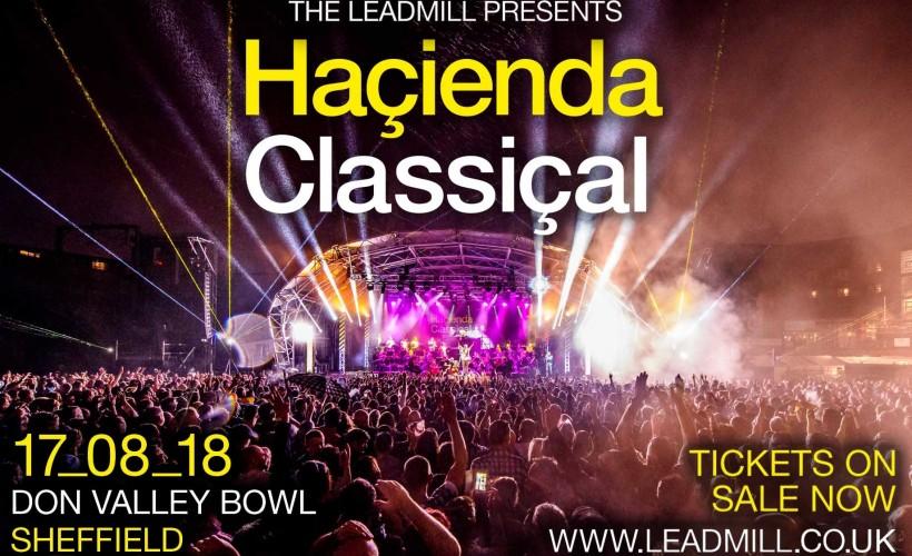Hacienda Classical tickets