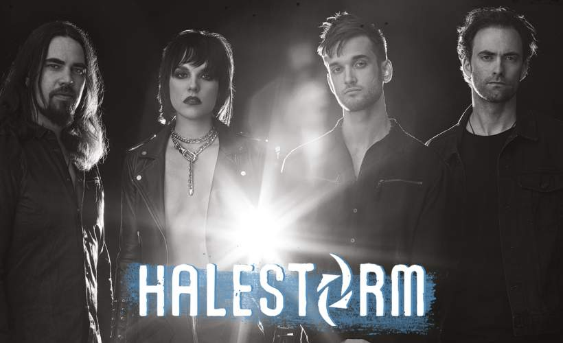 Halestorm tickets