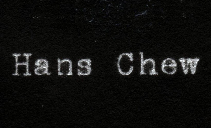Hans Chew tickets