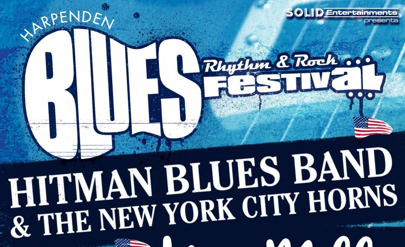 HARPENDEN BLUES FESTIVAL tickets