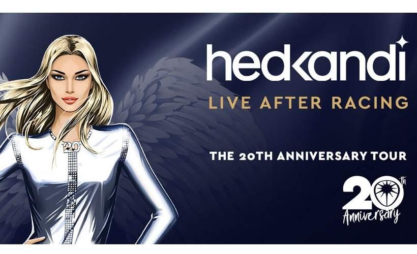 Hedkandi 20th Annversary Tour  tickets