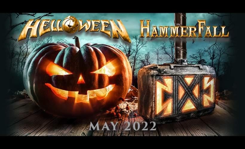 Helloween tickets