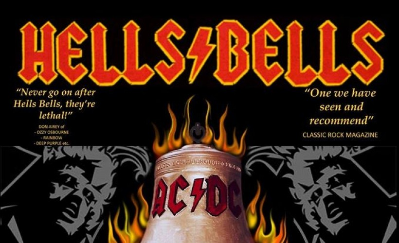 HELLS BELLS - A TRIBUTE TO AC/DC tickets