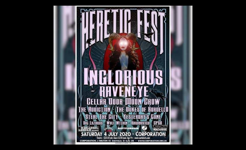 Heretic Fest tickets