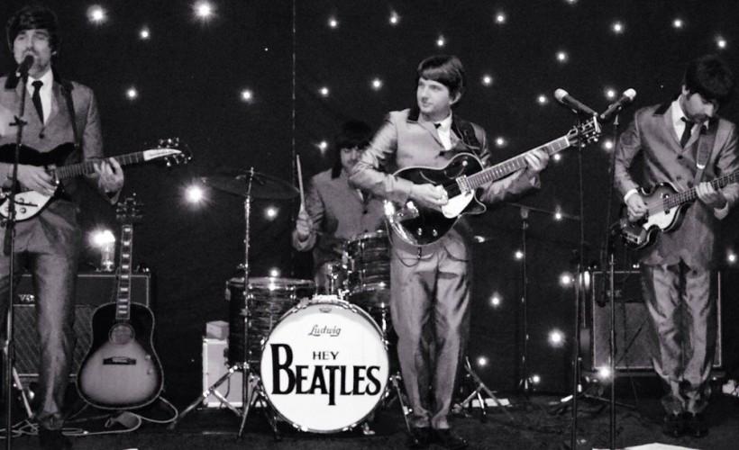 Hey Beatles tickets