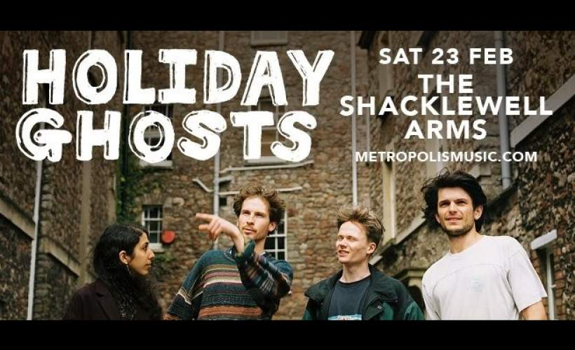 Holiday Ghosts tickets