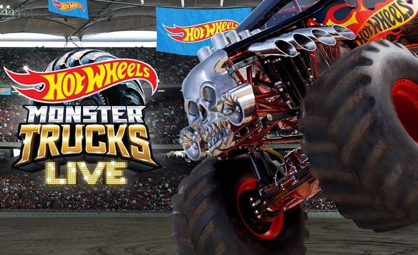 Hot Wheels Monster Trucks tickets