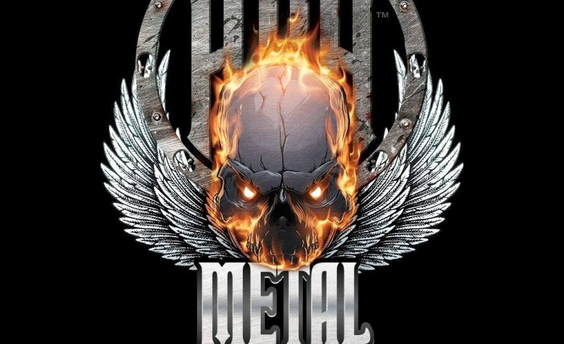 HRH METAL tickets