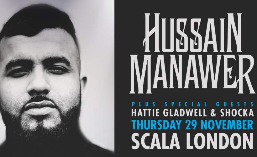 Hussain Manawer tickets