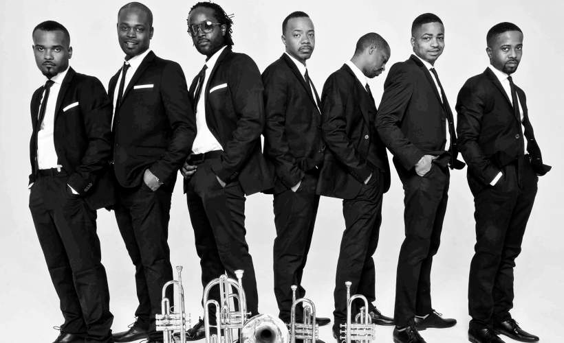 Hypnotic Brass Ensemble tickets