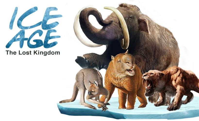 Ice Age - The Lost Kingdom tickets