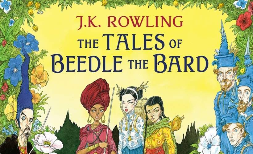 Illustrating The Tales of Beedle the Bard with Chris Riddell tickets