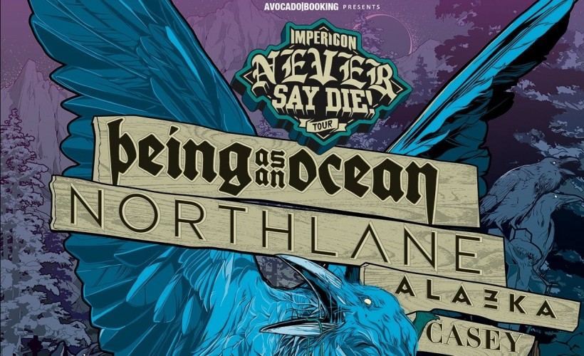 Impericon Never Say Die! Tour tickets