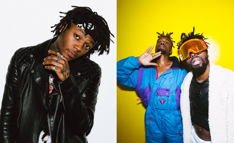 J.I.D & Earthgang tickets