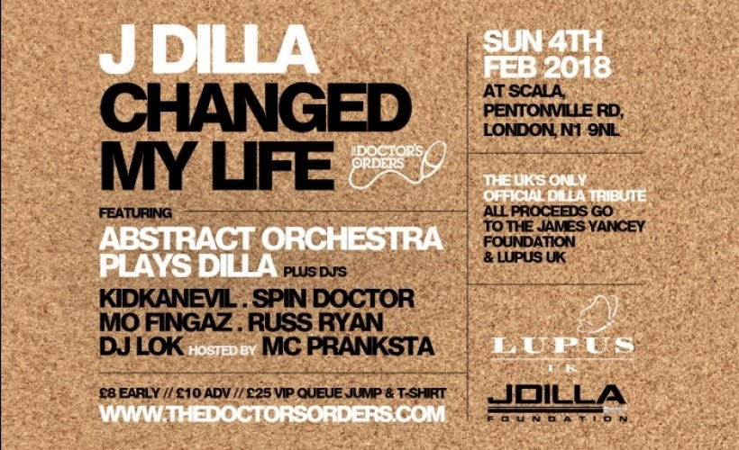 J Dilla Changed My Life tickets