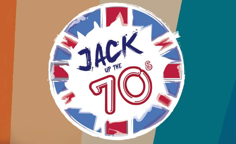 Jack Up The 70s tickets