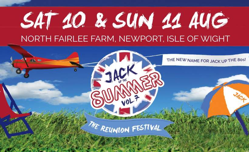 Jack Up The Summer tickets