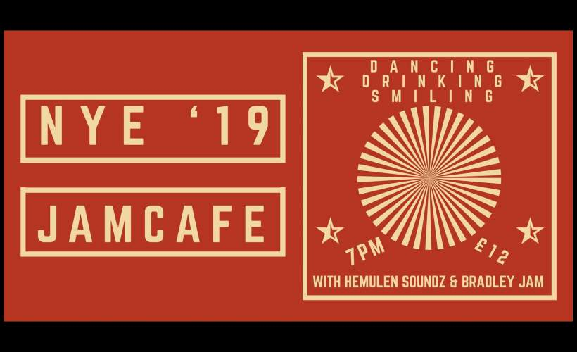Jamcafe NYE '19 tickets