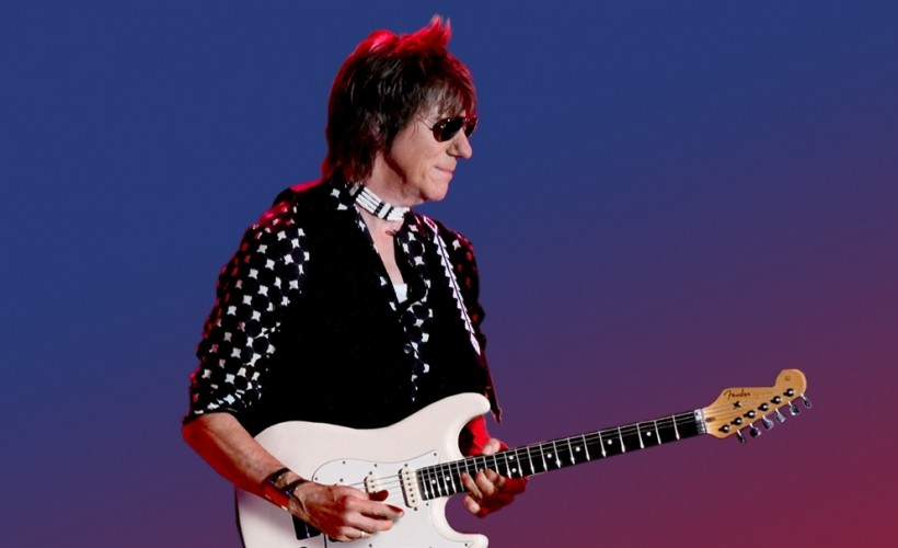 Jeff Beck tickets