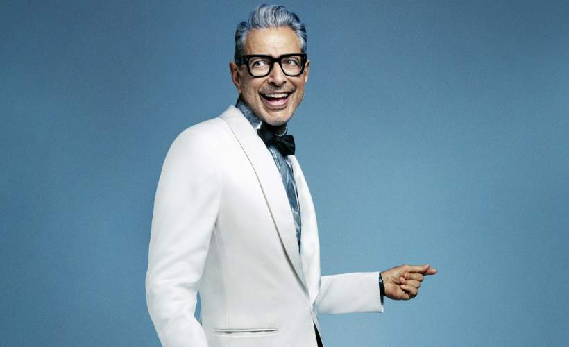 Jeff Goldblum tickets