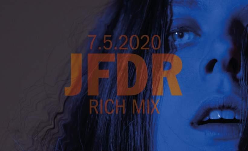 JFDR  tickets