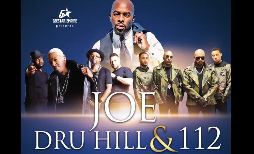 Joe, Dru Hill & 112 tickets