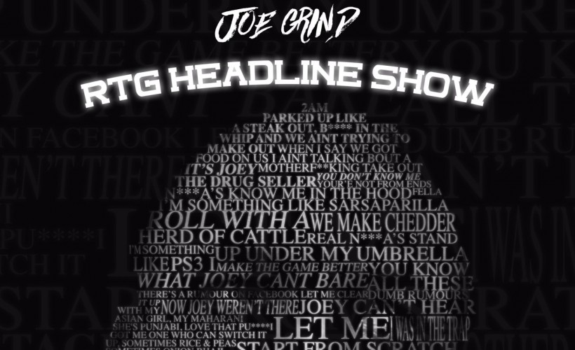 Joe Grind tickets