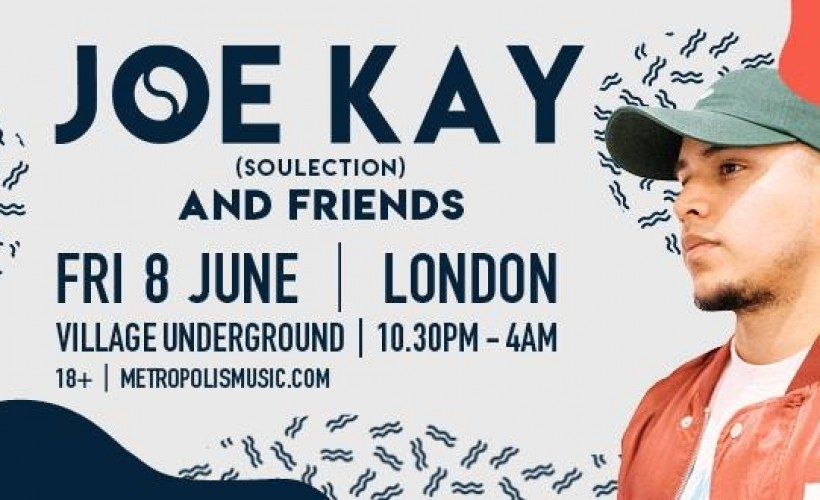 Joe Kay (Soulection) + Friends  tickets