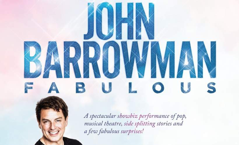 John Barrowman tickets