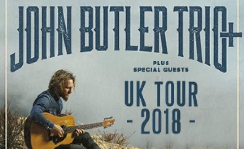 John Butler Trio tickets