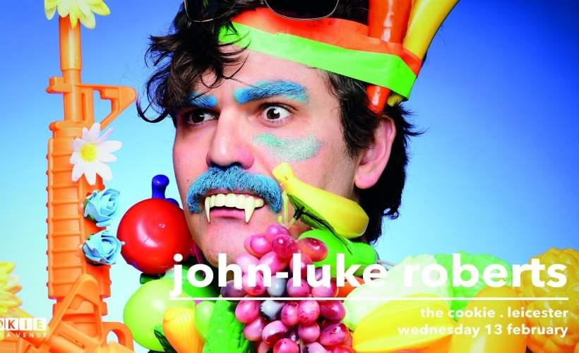 John-Luke Roberts tickets