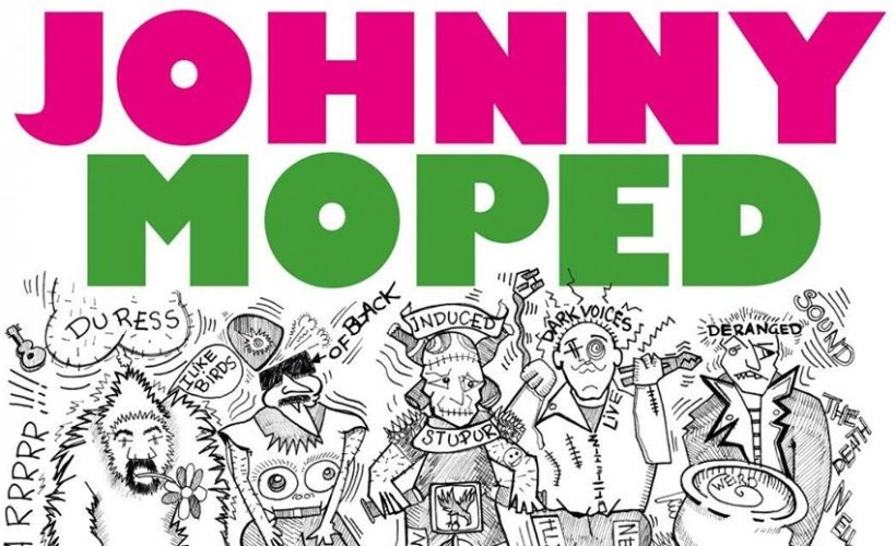 Johnny Moped  tickets