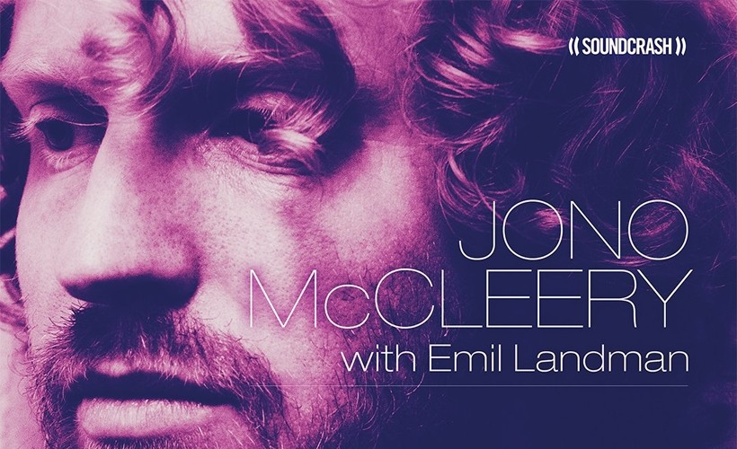 Jono McCleery tickets
