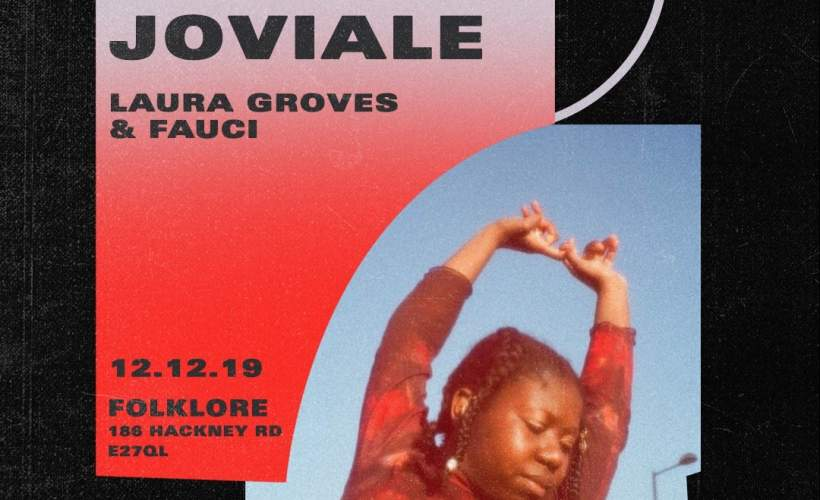 Joviale tickets