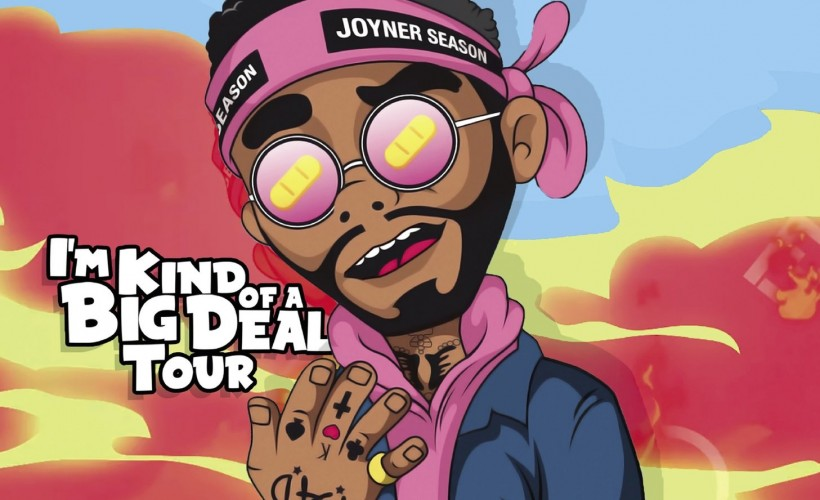 Joyner Lucas tickets