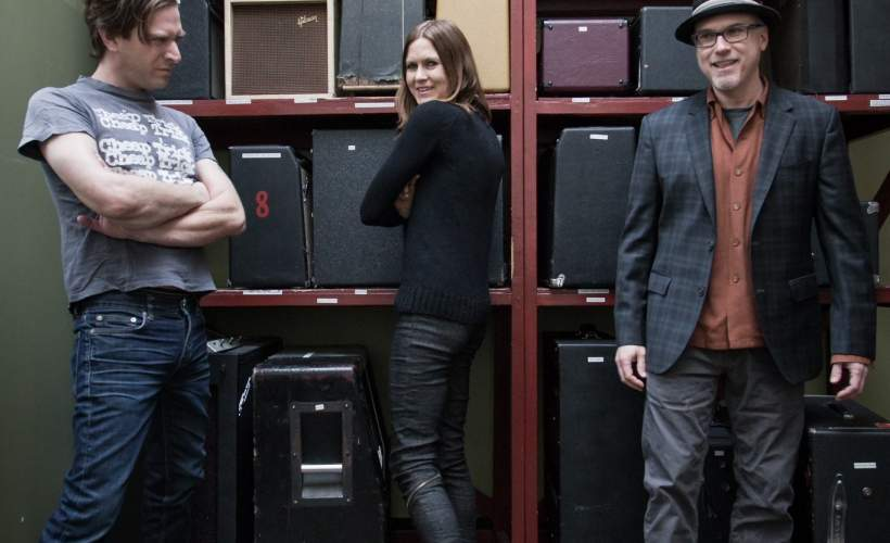 Juliana Hatfield Three tickets