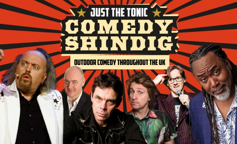 Just The Tonic COMEDY SHINDIG tickets