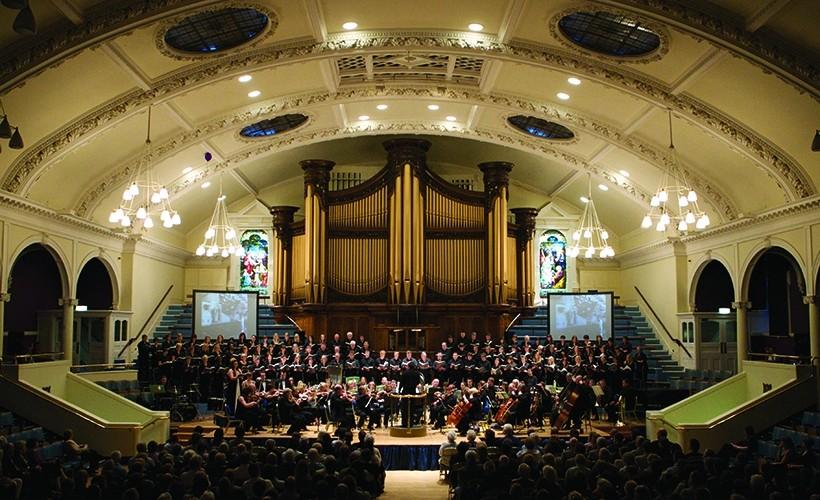 Karl Jenkins' Symphonic Adiemus