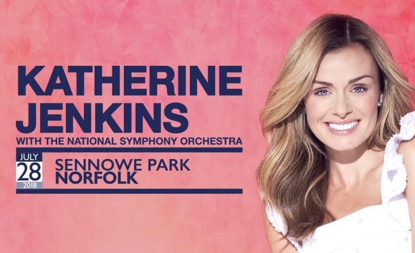 Katherine Jenkins tickets