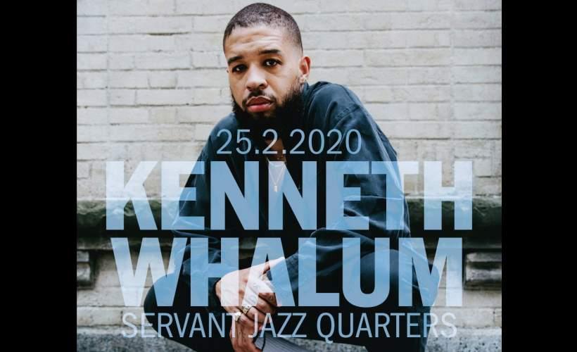 Kenneth Whalum tickets