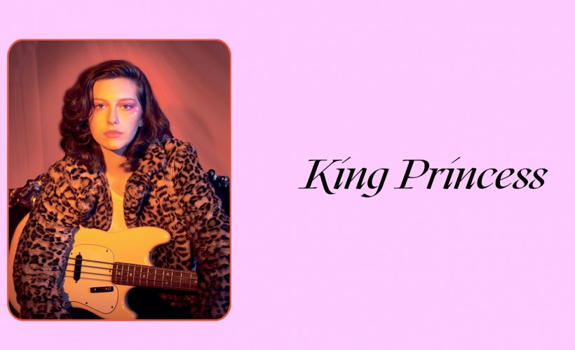 King Princess tickets